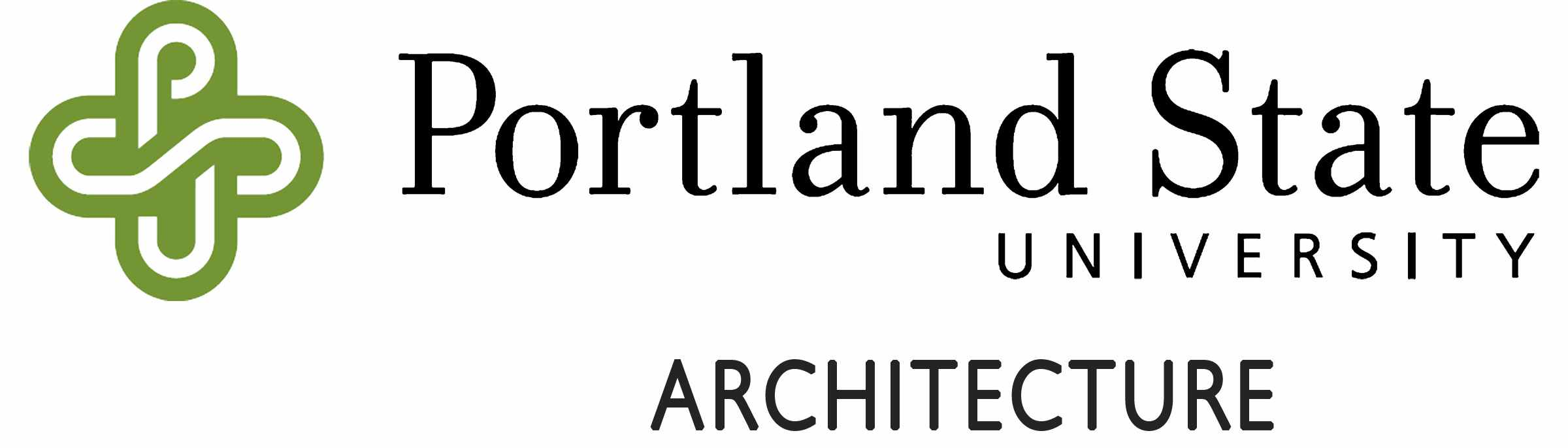 PSU-Architecture-logo